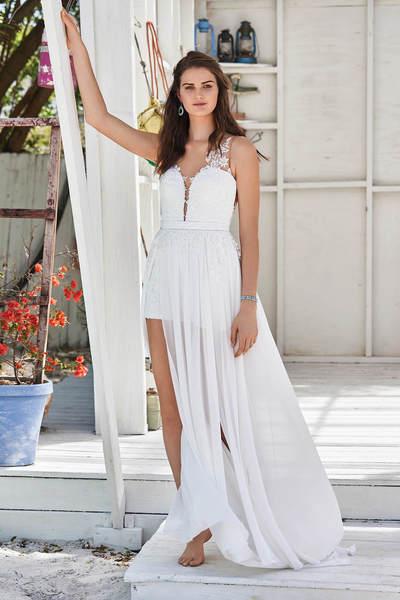 Brautkleid 66033 von Lilian West