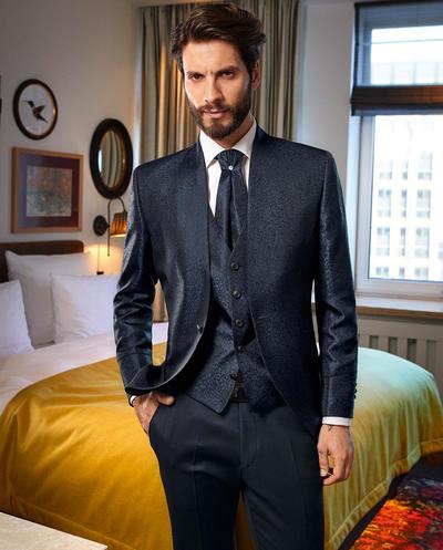 Anzug Look von Wilvorst