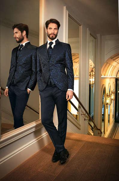Anzug 16 Look12 von Wilvorst