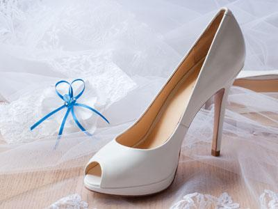 Brautschuhe modern kaufen
