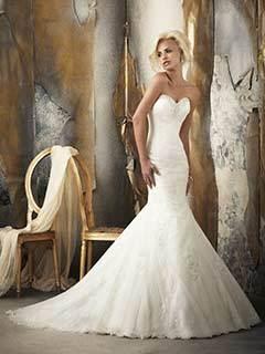 Brautmode Von Mori Lee Auf Ja De