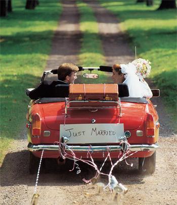 Das Hochzeitsauto Ein Hingucker Tipps Von Experten Auf Ja De