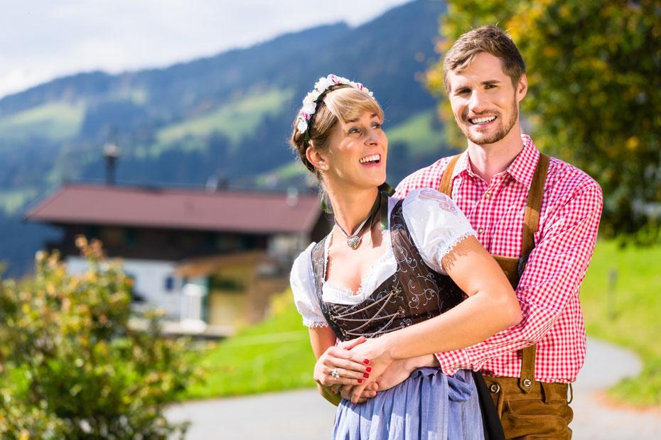 Trachten Hochzeit So Gelingt Das Traditionsfest Tipps Von