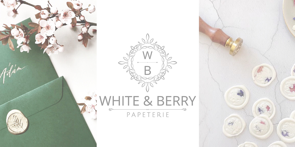 WHITE & BERRY Papeterie