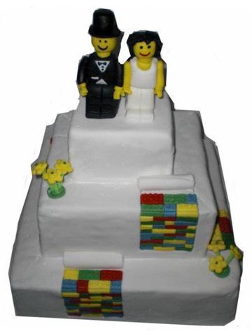 Hochzeits Torte Lego Auf Ja De