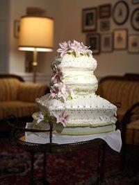 Hochzeits Torte Schwarz Rot Gothic Auf Ja De