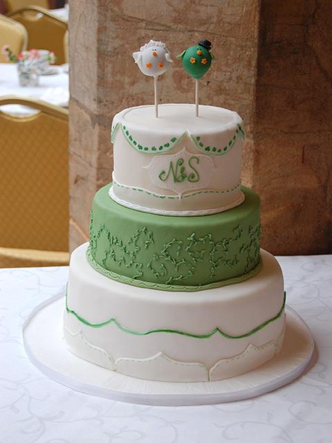 Hochzeits Torte Cake Pops Auf Ja De