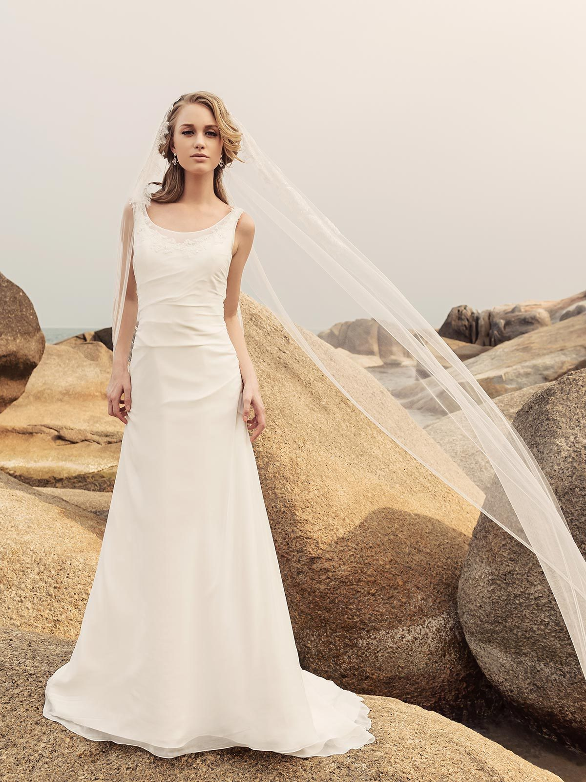 Brautkleid Britt Von Rembo Styling Auf Ja De