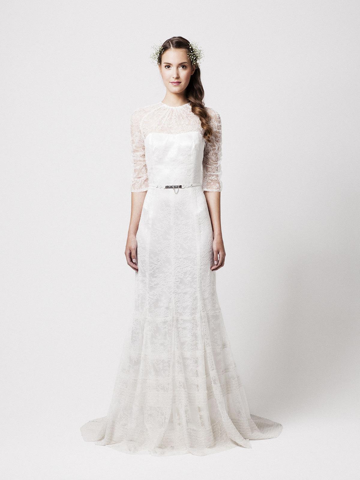 Brautkleid Alexine von Kisui auf Ja.de