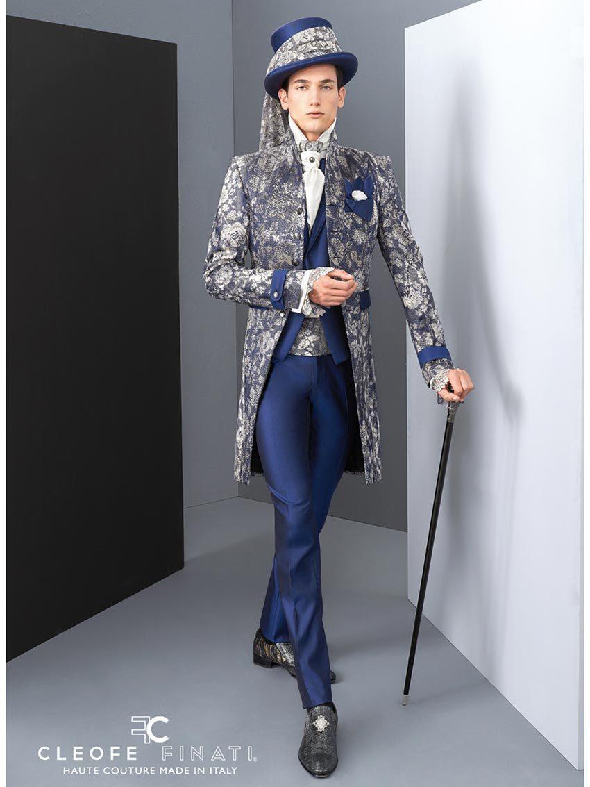 Anzug von cleofe finati auf for Hochzeitsanzug fliege
