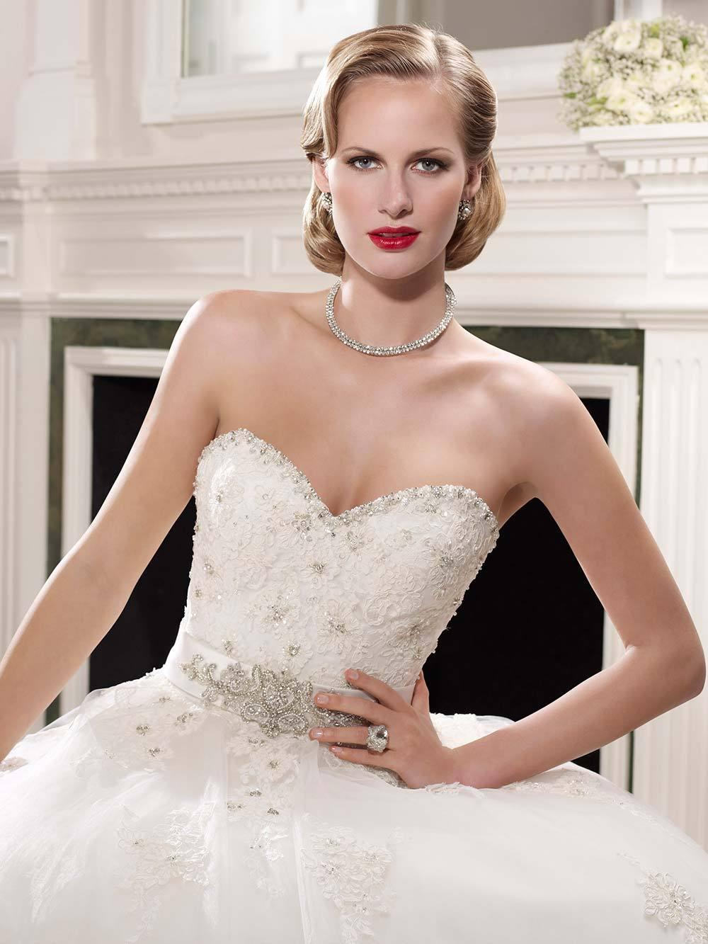 Brautkleid BOLOGNA 67071 von Ronald Joyce auf Ja.de