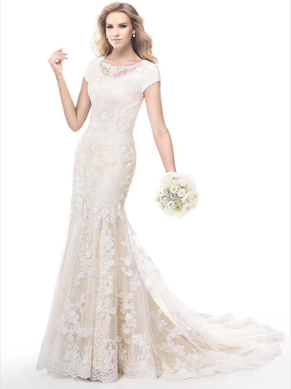 Brautkleid Nadine von Maggie Sottero auf Ja.de