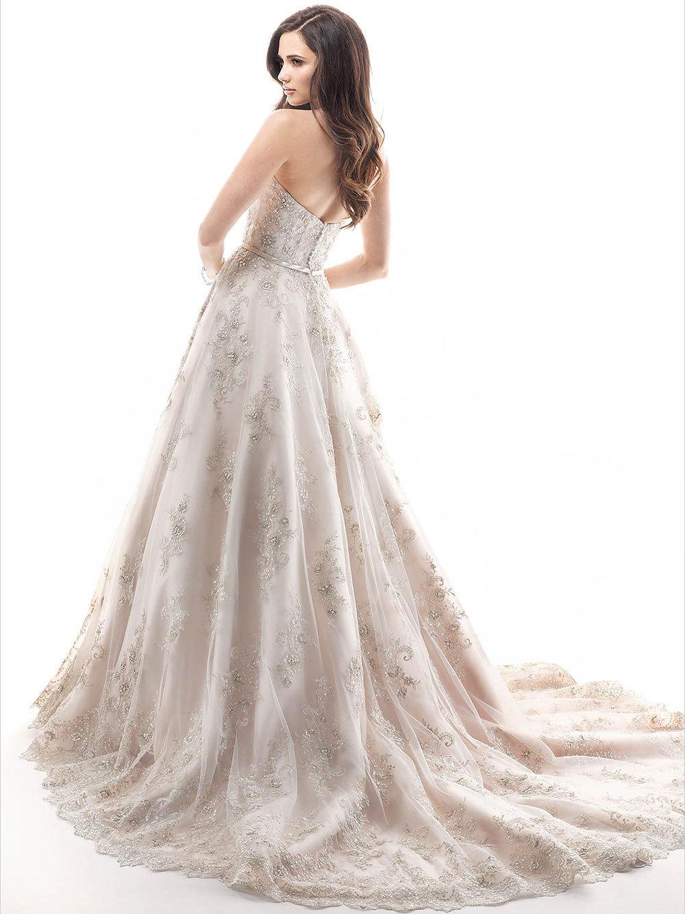 Brautkleid Hannah von Maggie Sottero auf Ja.de