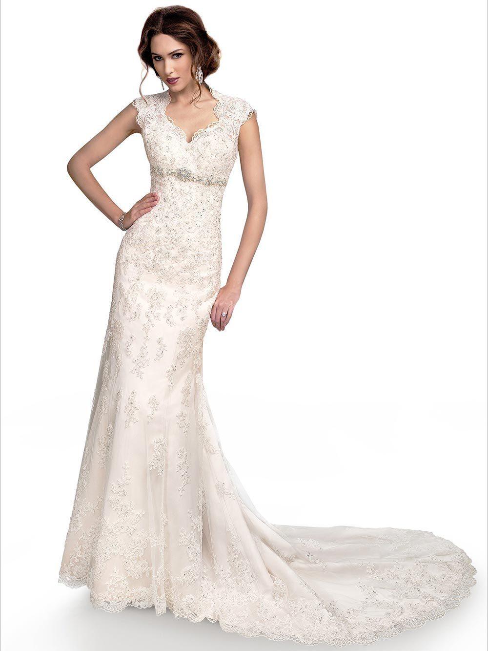 Brautkleid Bernadette von Maggie Sottero auf Ja.de
