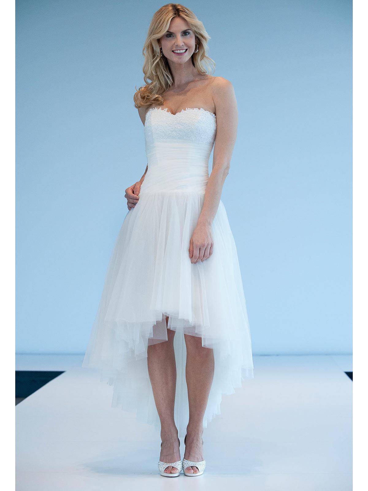 Brautkleid Corsica keine Jacke von Marylise auf Ja.de