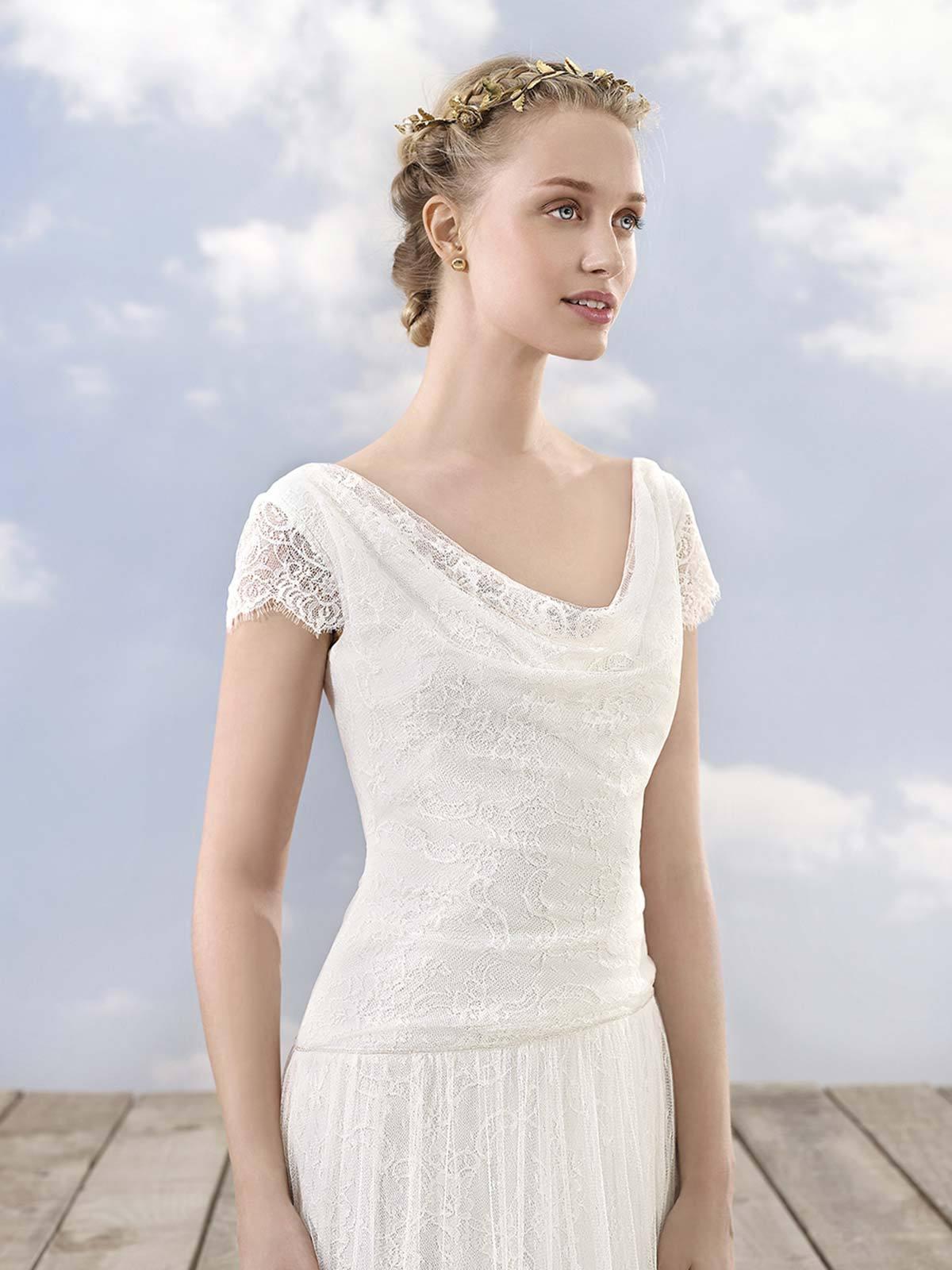 Brautkleid Sarah Von Rembo Styling Auf Ja De