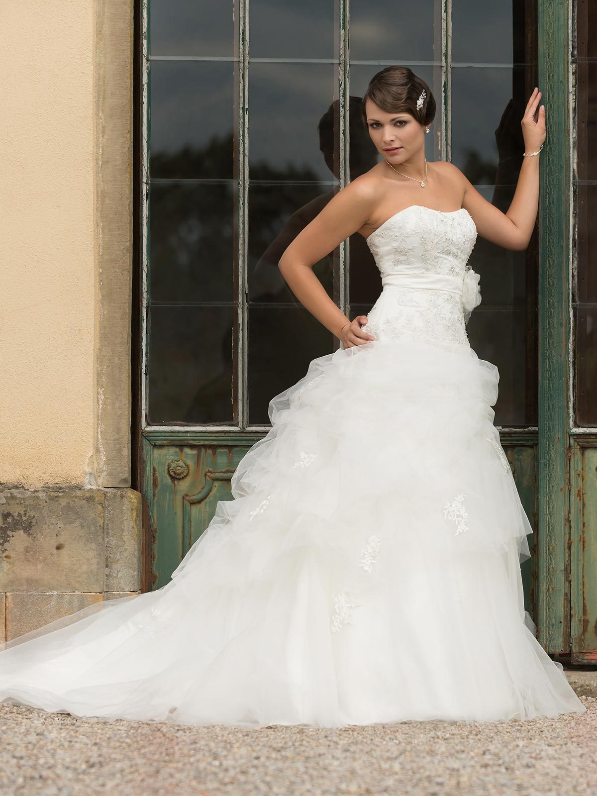 Paris Hochzeitskleider