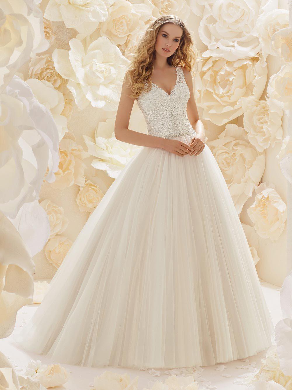 Brautkleid 51289 von Sofia Bianca auf Ja.de