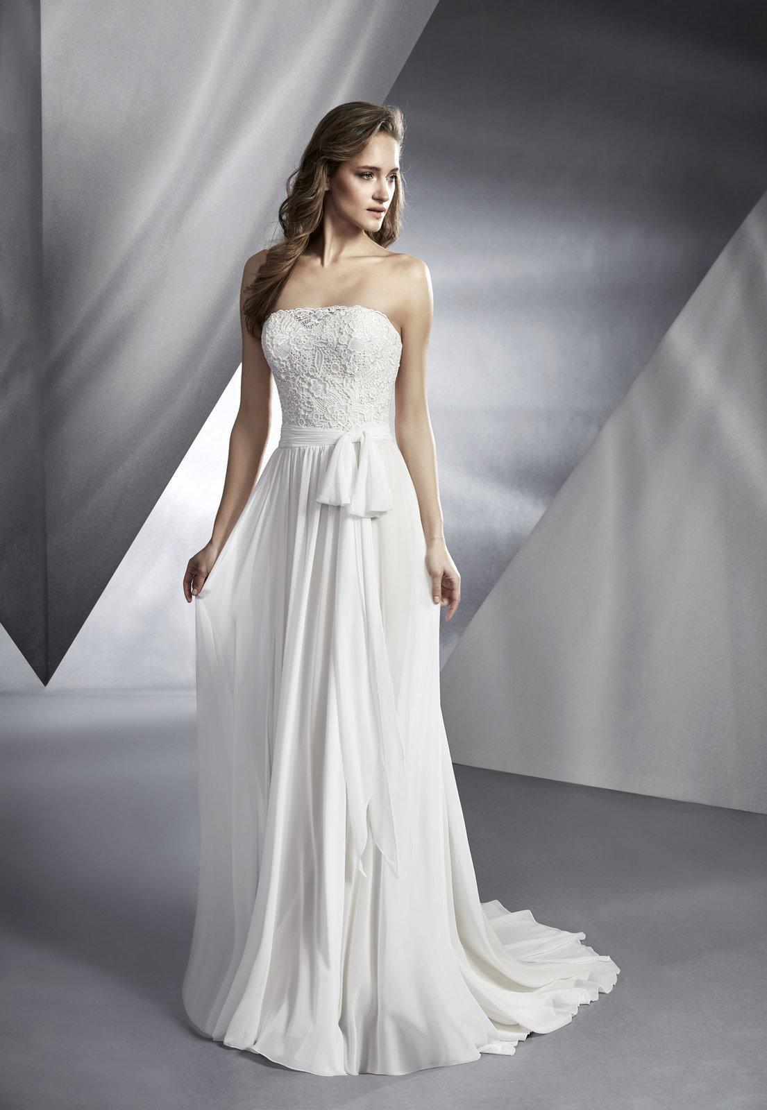 Brautkleid Bardolino von Modeca auf Ja.de