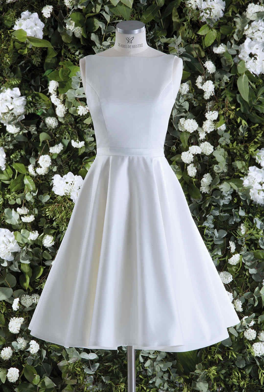 Brautkleid 1045 LOTTE von Isabel de Mestre auf Ja.de