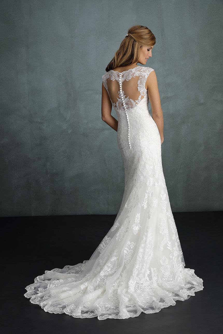 Brautkleid 9206pu Von Pure Auf Ja De