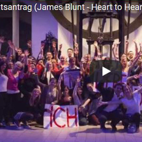 Video: Origineller Heiratsantrag
