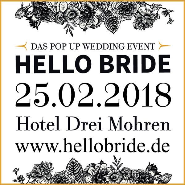Hochzeitsmesse Hello Bride Augsburg In Augsburg Auf Ja De
